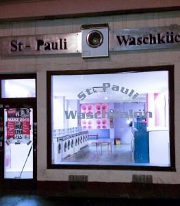 Waschsalon-waschen