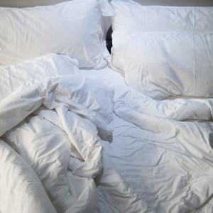 Betten waschen